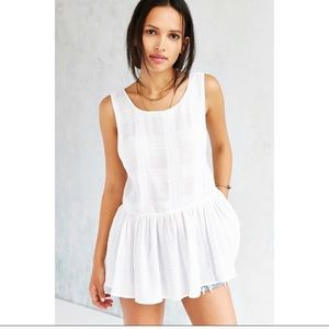 Urban Outfitters Low Back Tank